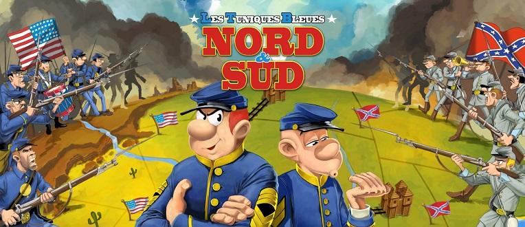 Les Tuniques Bleues – Nord & Sud