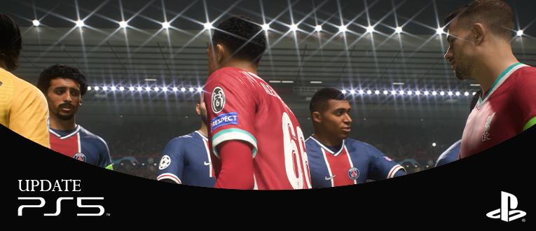 FIFA 21 – Update PS5