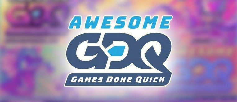 Awesome Games Done Quick Online 2021