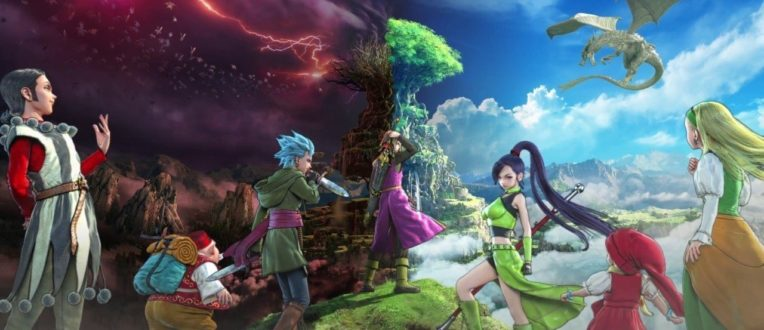 Dragon Quest XI S – Definitive Edition