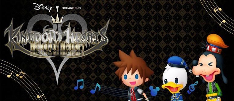 Kingdom Hearts – Melody of Memory