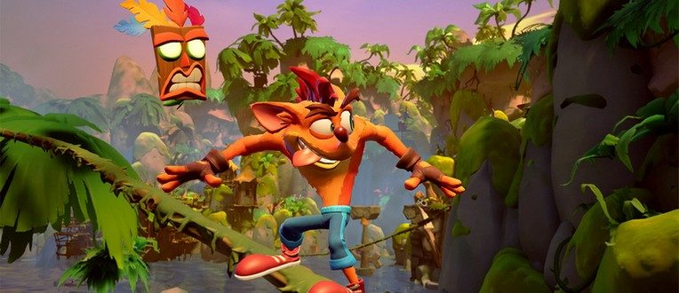 Crash Bandicoot 4 – Que vaut la version Switch ?