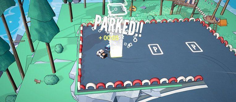 You suck at parking en démo