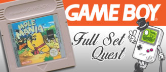Full Set Quest GB #08 – Mole Mania