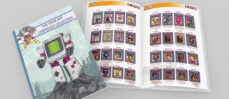 Un livre qui regroupe le Full set Gameboy