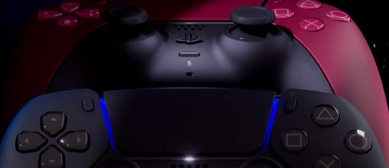 Deux nouveaux coloris pour la DualSense !