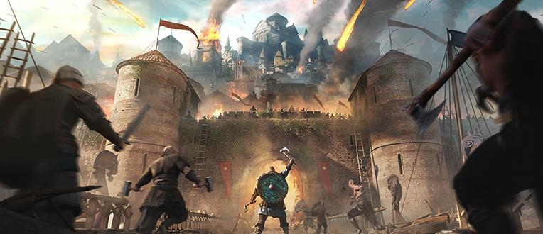 Assassin's Creed Valhalla : Le siège de Paris